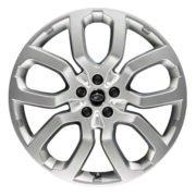 LR037747 | Легкосплавный колесный диск  22x9.5 Sparkle Silver Range Rover