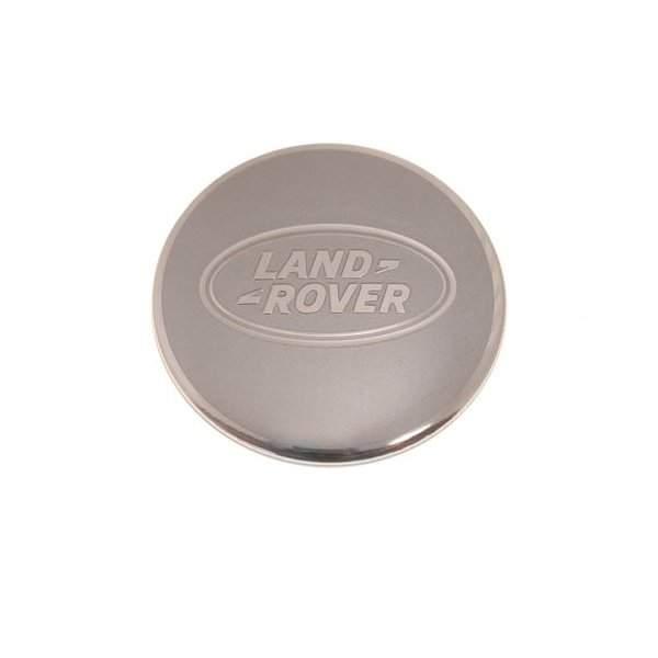 LR069900 | Колпачок колесного диска серебристый.