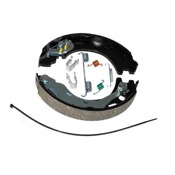 Колодки стояночного тормоза дискавери, рендж ровер спорт